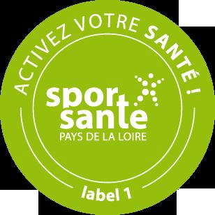 Label Sport Santé - niveau 1